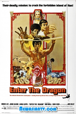 Enter the Dragon 1973