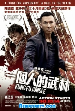Kung Fu Jungle 2014