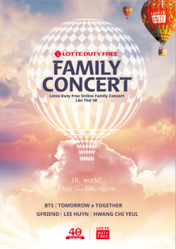 Lotte Duty Free Family Concert 2020 2020
